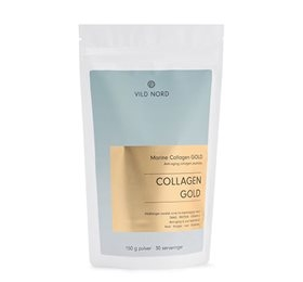 Marine Collagen Gold 150g, VILD NORD